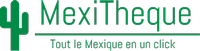 Mexitheque Retina Logo