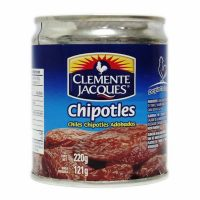 mexitheque chile chipotles clemente jacques 220g