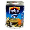 mexitheque clemente jacques rajas 220g