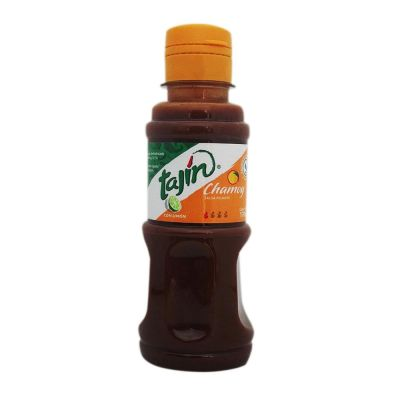 mexitheque tajin salsa chamoy 140ml