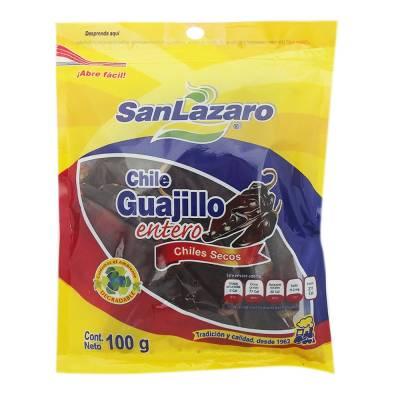 mexitheque - san lazaro - guajillo - 100g