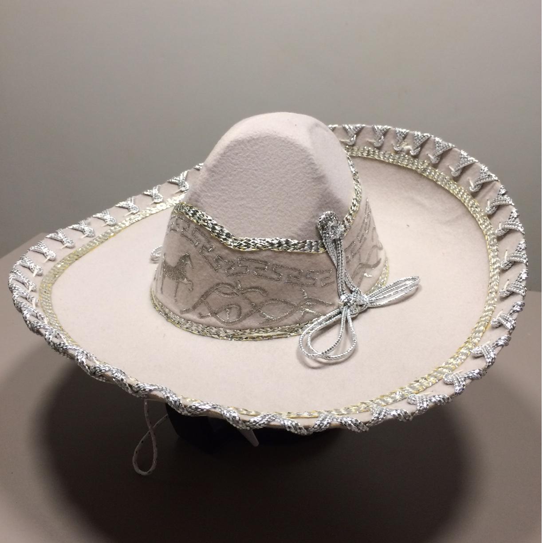mexitheque - Sombrero - Charro - Beige - Petit