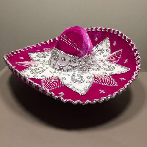 mexitheque - Sombrero - Rose