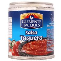 mexitheque - clemente jaques - salsa taquera - 210g