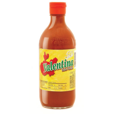mexitheque - valentina - sauce rouge - 370ml