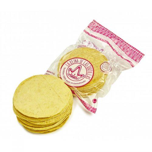 tortillas amarilla - mexitheque