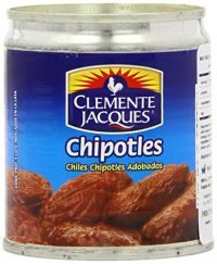 mexitheque - clemente jacques - chipotles - 380g