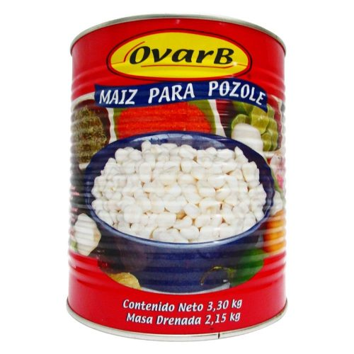 mexitheque - ovarb - mais pozole - 3.3kg