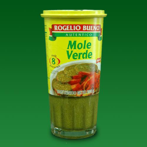 mexitheque - rogelio bueno - mole verde - 230g
