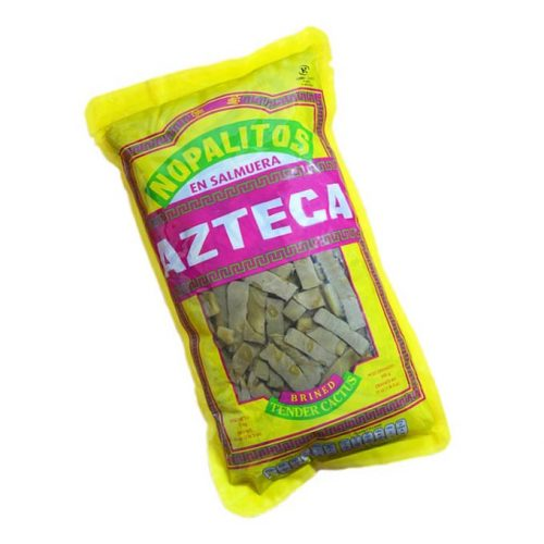 mexitheque - azteca - nopales - 1kg