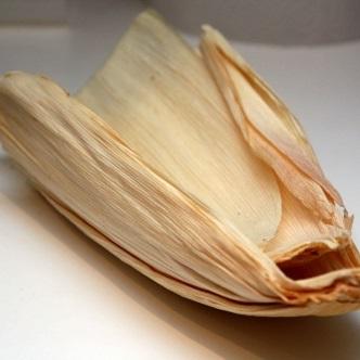 mexitheque - hora de maiz tamales - feuille de mais tamales