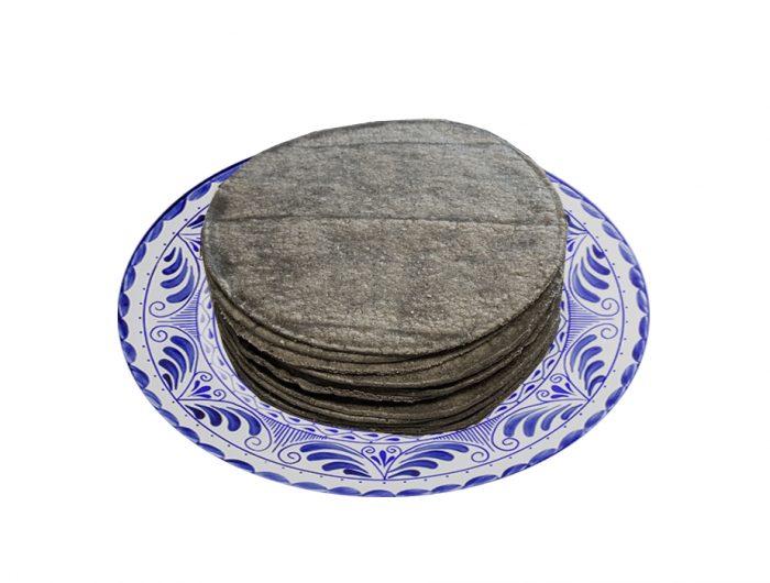 MexiTheque Tortillas Azul Bleu