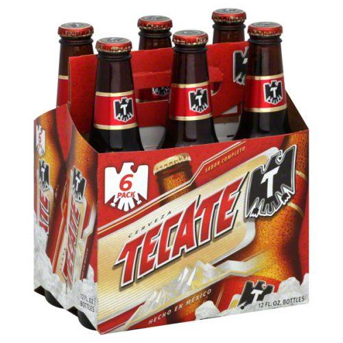mexitheque - tecate - 355ml - biere - cerveza