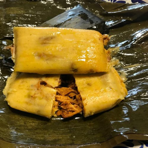 Mexitheque Tamales Pibill