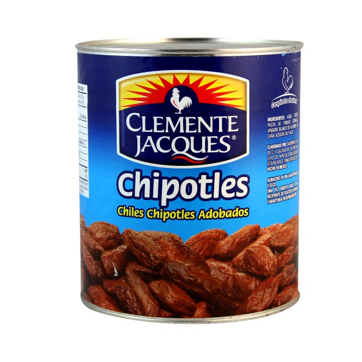 mexitheque clemente jacques - chipotle -2,8kg