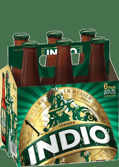 mexitheque indio cerveza