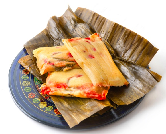 mexitheque tamales vegan