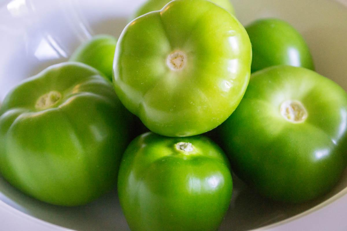 MexiTheque tomate verde tomate verte