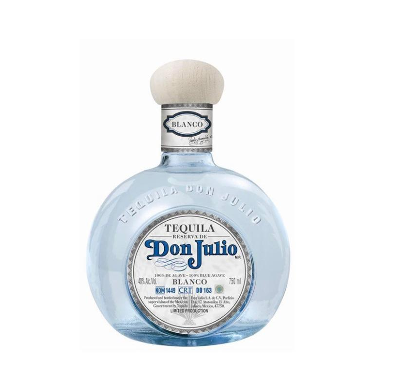 Tequila don julio reserva blanco mexitheque