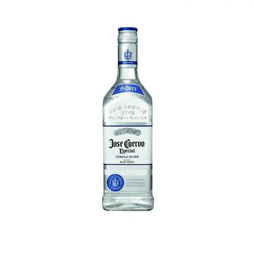 tequila Jose Cuervo silver mexitheque