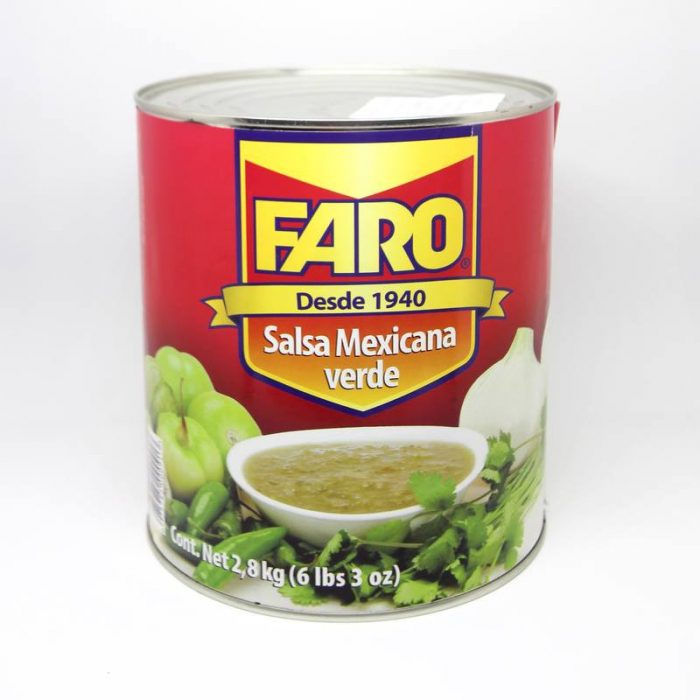 Mexitheque salsa verde