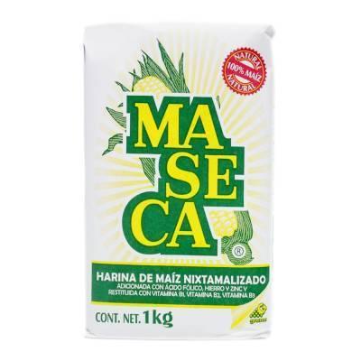 mexitheque maseca 1kg