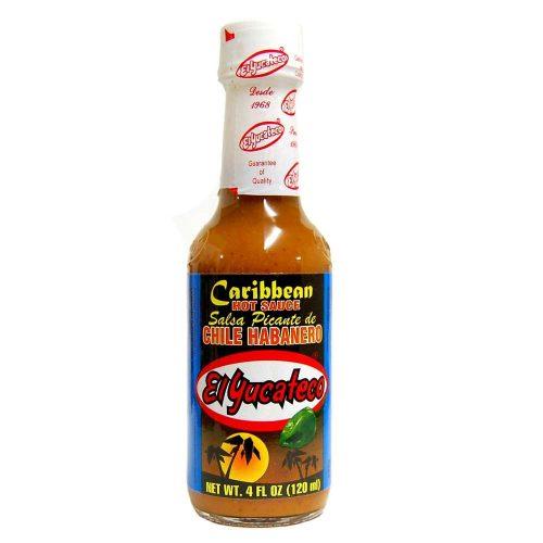 salsa habanero caribbean mexitheque el yucateco
