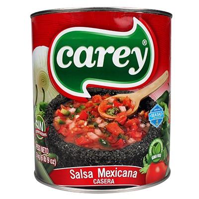salsa mexicana casera carey mexitheque