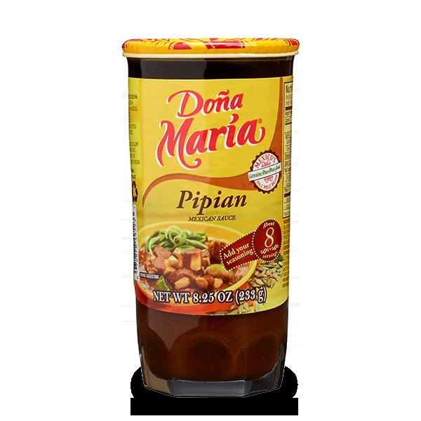 MexiTheque Mole Pipian - Dona Maria