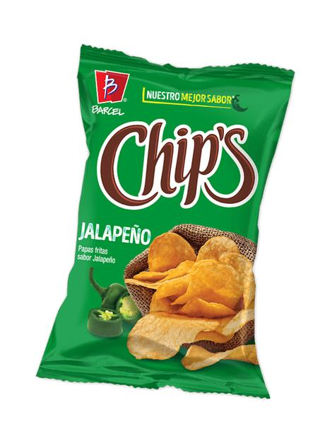 MexiTheque Chips Jalapeno