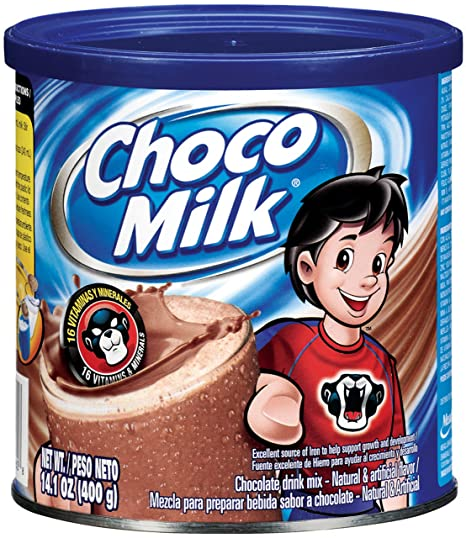 MexiTheque Choco Milk